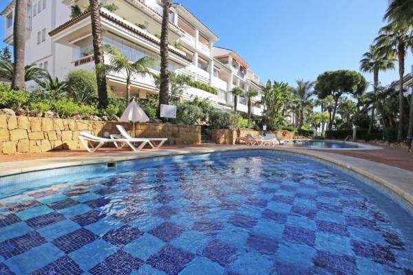 Vendu: 2 Chambre, 2 Salle de bains Appartement danse Las Cañas, Marbella Golden Mile